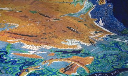 Cover image for 'Exhibition: The Carpentaria Mapping Project'