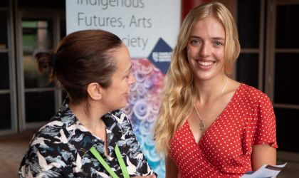 Cover image for 'Information Day – CDU, College of Indigenous Futures, Arts & Society'