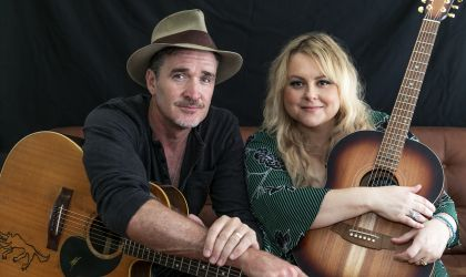 Cover image for 'Luke O'Shea and Lyn Bowtell'