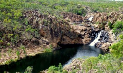 Cover image for 'Northern Territory Travelling Film Festival - Edith Falls'