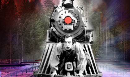Cover image for 'Buster Keaton in 'The General' - Live Cinema Experience'