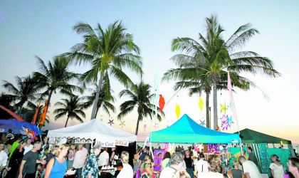 Cover image for 'Mindil Beach Sunset Market'