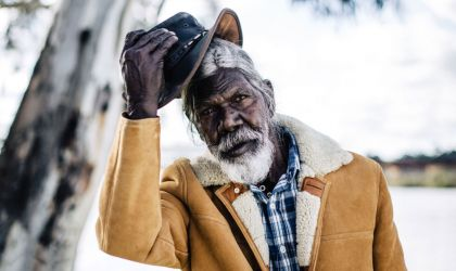 Cover image for 'My Name is Gulpilil'