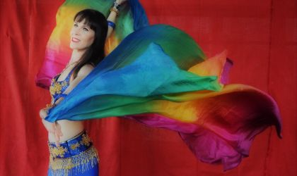 Cover image for 'Bellydance Classes'