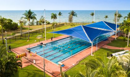 Cover image for 'Free Youth Pool Party at Nightcliff'
