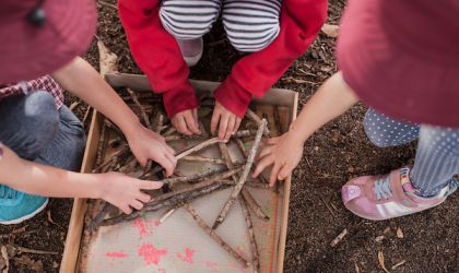 Cover image for 'Outdoor Classroom Day '