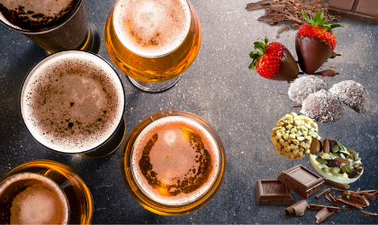 Cover image for 'Chocolate & Beer Pairing Event'