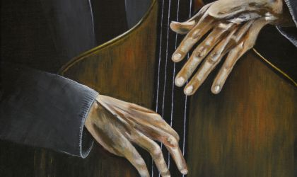 Cover image for 'Art and the Immortal Beethoven | Geraldeen Deutrom'