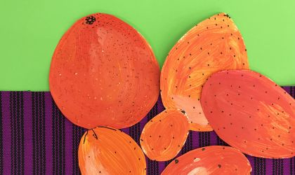 Cover image for 'Kids School Holiday Arts and Crafts – Still Life Fruit'