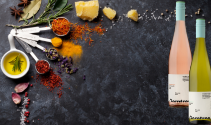 Cover image for 'The Bush Spice Gemtree Wine Maker Dinner'