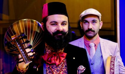 Cover image for 'Joseph & James Tawadros Live in Concert'