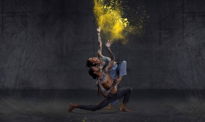 Cover image for 'Bangarra Dance Theatre - 30 years of sixty five thousand'