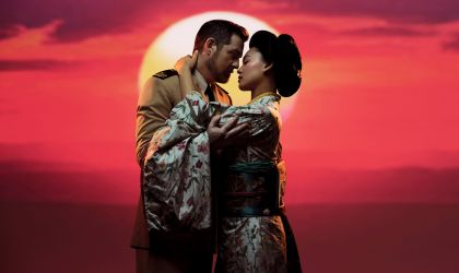 Cover image for 'Opera Australia - Madama Butterfly'