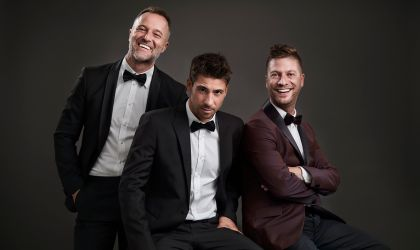 Cover image for 'Italian Tenors'