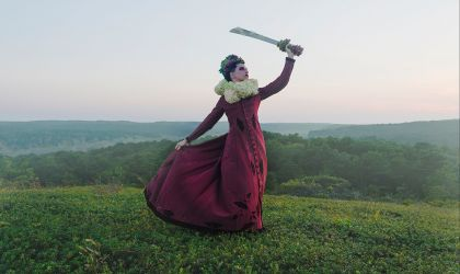 Cover image for 'Amanda Palmer - There Will Be No Intermission'