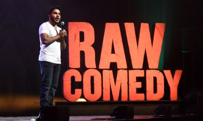 Cover image for 'Raw Comedy'