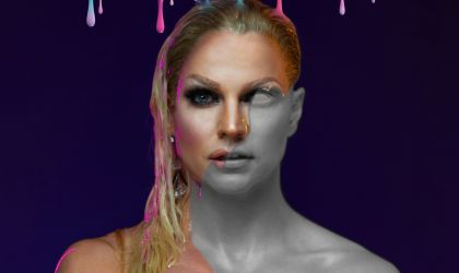 Cover image for 'Courtney Act - FLUID'