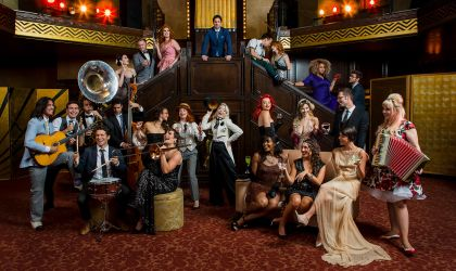 Cover image for 'Postmodern Jukebox'
