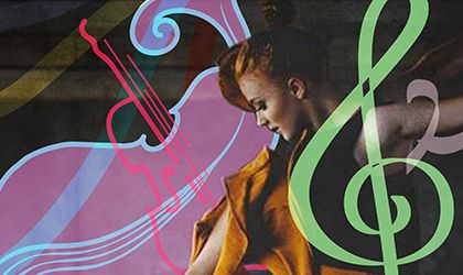 Cover image for 'Move: Chamber Music, Dance, Fine Wine and Food'
