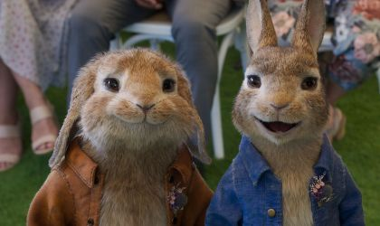 Cover image for 'Peter Rabbit 2'