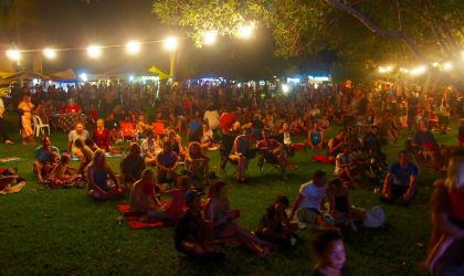 Cover image for 'Nightcliff Seabreeze Festival 'A Day on the Foreshore''