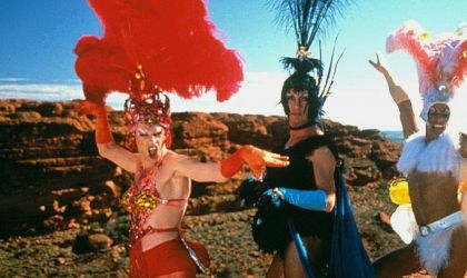 Cover image for ' The Adventures of Priscilla Queen of the Desert'