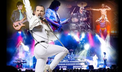 Cover image for 'Queen Forever'