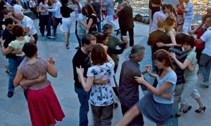 Cover image for 'Argentine Tango Classes'