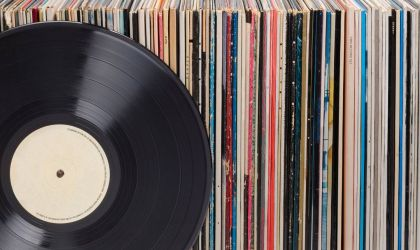 Cover image for 'Organic Sounds Played on Vinyl'