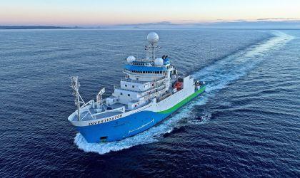 Cover image for 'CSIRO Research Vessel Investigator Public Open Day '
