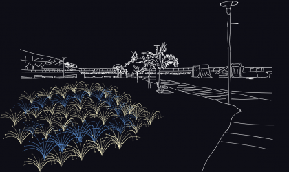 Cover image for '// CANCELLED // Bruce Munro: Tropical Light'