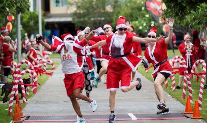 Cover image for 'Variety NT Santa Fun Run '