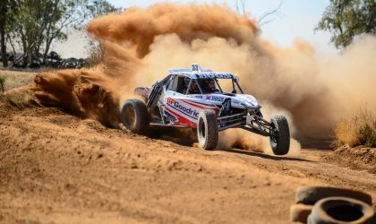 Cover image for 'The Tatts Finke Desert Race 2019'