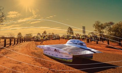 Cover image for 'World Solar Challenge Open Day '