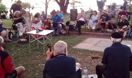Cover image for 'Sunset Music Session @ Nightcliff Foreshore'