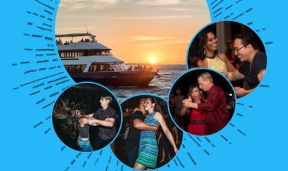 Cover image for 'Latin Dance Sunset Cruise'