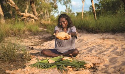 Cover image for 'A Taste of Kakadu '