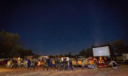 Cover image for 'NT Travelling Film Festival - Tennant Creek'
