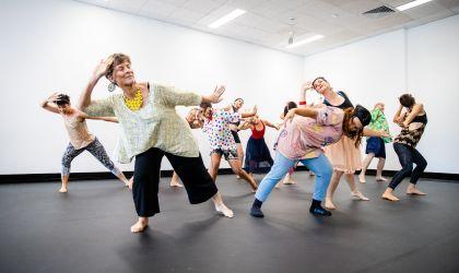 Cover image for 'TRACKS Dead Singers Dance Society'