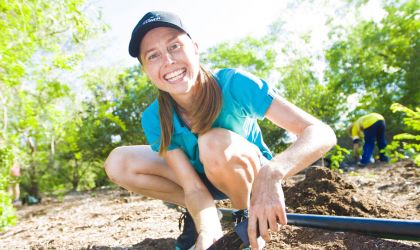 Cover image for 'Community Tree Planting Day'