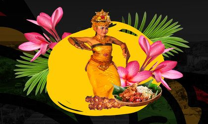 Cover image for 'Warisan Budaya Indonesian Festival '