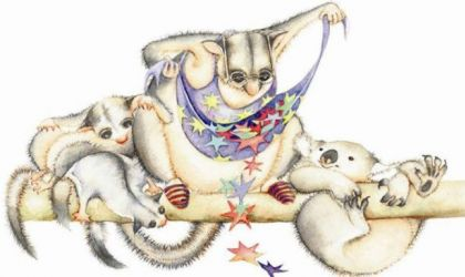 Cover image for 'Possum Magic'