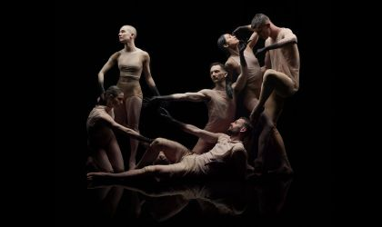 Cover image for 'Sydney Dance Company - 50th Anniversary Triple Bill'