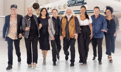Cover image for 'Apia Good Times Tour'