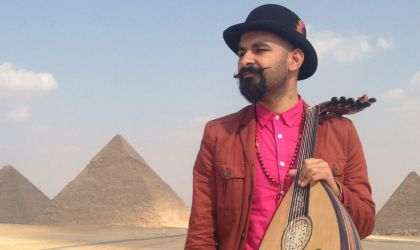 Cover image for 'Joseph Tawadros Trio'