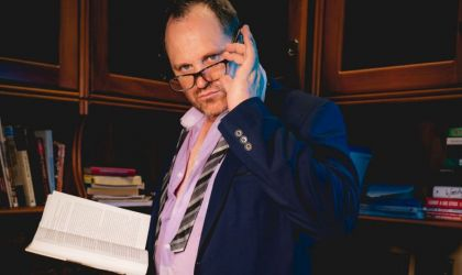 Cover image for 'Darwin Fringe Festival: Will Crawford – The Naughty Lawyer'
