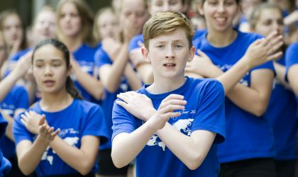 Cover image for 'Young Voices of Melbourne – Top End Tour'