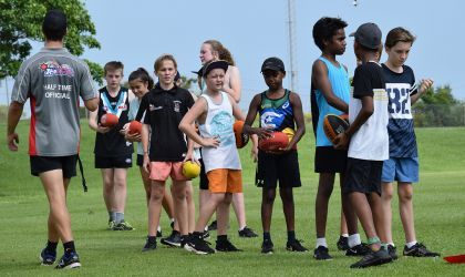 Cover image for 'AFL Clinic'
