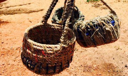Cover image for 'Mukulubena Baskets'