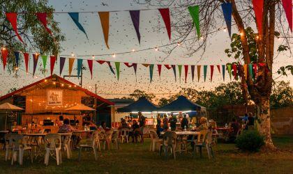 Cover image for 'Barunga Festival'